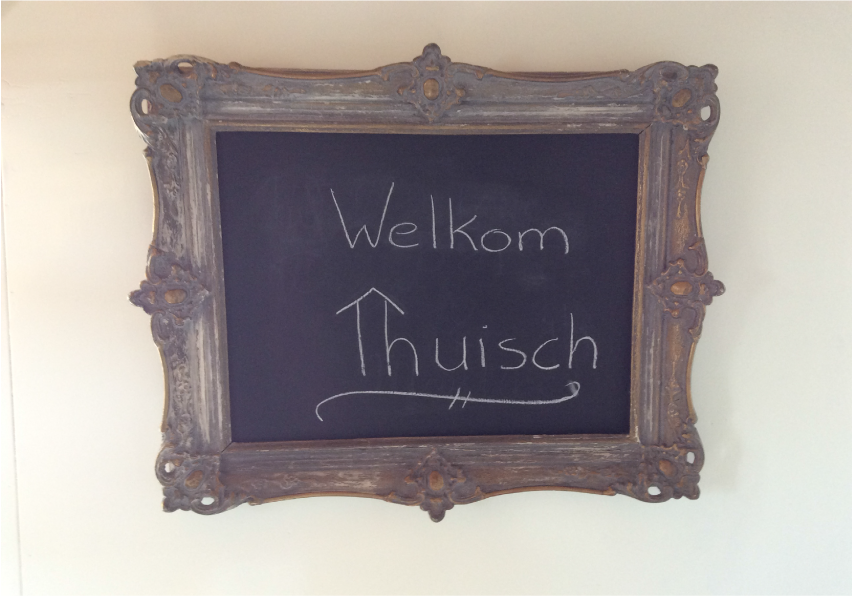 Bed and Breakfast Thuisch